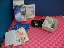 Abbott Optium Xceed diabetes monitoring system NO TEST STRIPS INC