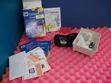 Abbott Optium Xceed diabetes monitoring system NO TEST STRIPS INC