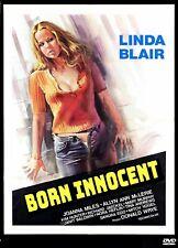 BORN INNOCENT 1974 Linda Blair, Joanna Miles, Allyn Ann McLerie ALL REG DVD