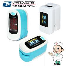 Pulse Oximeter Finger Spo2 Oxymetre Blood Oxygen Monitor Heart Rate Metercontec