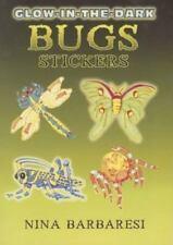 Glow-In-The-Dark Bugs Stickers (Stickersinted Item)