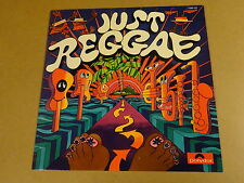 LP / JUST REGGAE