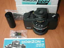 Official dealer of KMZ Zenit. Panoramic camera Horizon 202. Brand New. Kit.