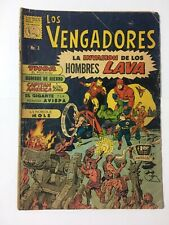 The Avengers 3 Los Vengadores 3 Mexican