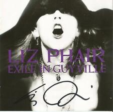 Liz Phair Autographed Exile In Guyville CD & DVD Combo