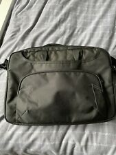 Black Laptop Bag will fit up to 15.9 Carry Strap