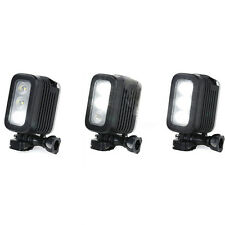 Underwater waterproof diving Action Black Fits For GoPro Action Camera Light 3 4