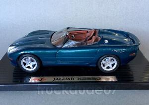1:18 Maisto Special Edition Jaguar XK180 concept (Green)