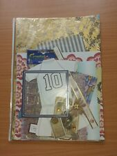 A4 Junk Journal Bundle Scrapbooking Kit LOT 3