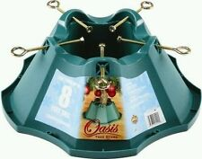 Jack-Post Oasis Christmas Tree Stand, for Trees Up to 8-Feet, 1-Gallon Water Cap