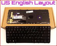 New Laptop US Keyboard for HP ZBOOK 730794-001 W Frame Backlit Pointer 63da750f33