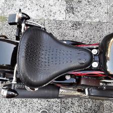Motorcycle Alligator Large Solo Seat for Harley Street Glide Chopper Bobber HG