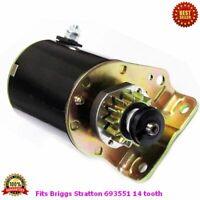 Starter Motor for Craftsman 917289902 DYT4000 LT2000 YT3000 247.288852 917274351