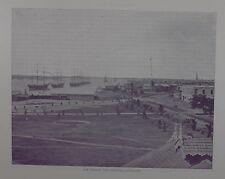 1895 INDIA PRINT - THE STR RANGOON