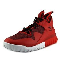 ADIDAS Tubular X Athletic Sneaker men's size 11 Red NEW