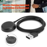 Replacement Wireless Charging Cable Dock Cradle Charger for Fossil 4/5 Sport