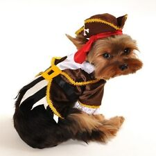 Pirate Captain Dog Costume by Anit Accessories  ~ Size Extra Small