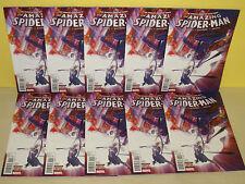 AMAZING SPIDER-MAN #7 - 10 Copies - SLOTT Buffagni - MARVEL - Cloak & DAGGER