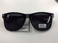 Polarized  Sunglasses  Black  Lens 100%uv blocking