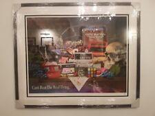 jj adams art 80s still life with mogwai rare
