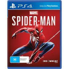 PS4 Marvel  Spider-man Game