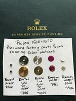 Pre-owned Rolex 1520-1570 factory watch parts