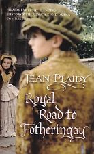 The Royal Road to Fotheringay, Jean Plaidy Book, New (Paperback)