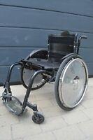 Aktiv-Rollstuhl Aluminium-Carbon SB: siehe Bilder  ** Full Carbon Rollstuhl