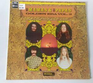 VINYL LP The Mamas And Papas Golden Era Vol Volume 2 1968 Stateside SL5002 Ex/Ex