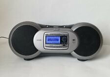 Sirius Sportster satellite radio boombox dock and receiver no subscription