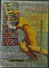 Mark Waugh 1995 Season Cricket Trading Cards