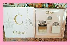 CHLOE by Chloe Eau de Parfum GIFT SET 2.5oz & 0.17oz Perfume + 3.4oz Lotion BOX!