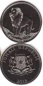 Somalia - 100 Shillings 2013 UNC Lion Lemberg-Zp