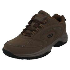 Zapatillas deportivas de hombre en color principal marrón Talla 43