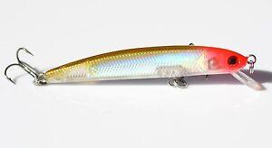 65 mm Slim Profile Bream Bass Trout Minnow