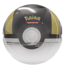 Pokemon Poke Ball Tin | Ultra Ball | Brand New Trading Card Game TCG Cards