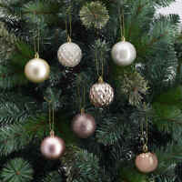 47 Pack Baubles-Christmas Luxury Christmas Balls Baubles Tree Decoration 2020 F1