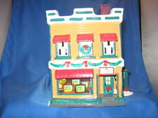 The Original Snow Village - Department 56 - Al's TV Shop - Model # 5423-2