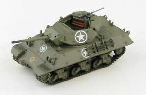M10 M-10 Tank Destroyer - 601st Bttn Italy - US ARMY 1/72 Scale Diecast Model