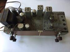Philco Tube Radio Chassis/Amp  48-1264