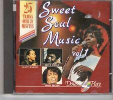(GM104) Sweet Soul Music - Vol One - CD