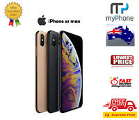 Apple iPhone XS MAX [64GB/256GB/512GB] CHEAP UNLOCKED AUSTRALIAN STOCK Free Exp