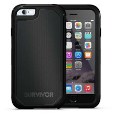 Griffin Survivor Adventure Rugged Case for Apple iPhone 6 Plus & 6S Plus - Black