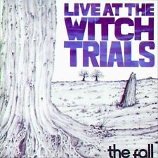"""Reproduction """"Live At The Witch Trial"""", Poster, Album Cover Art, Size: 16"""" x 16"""""""