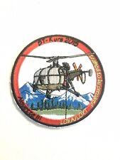 ÖBH Bundesheer Stoffabzeichen Board Techniker Kurs Austrian Air Force Alouette