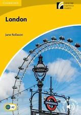 London Level 2 Elementary (cambridge Discovery Readers): By Jane Rollason