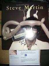 Steve Martin Signed Autograph Proof COA  A
