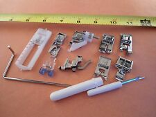 Sewing Machine Low Shank Snapomatic Snap on Foot 11 Set 5011B2 Babylock Kenmore