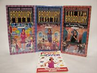 New! Sealed Richard Simmons VHS Workout Broadway Food Mover Exercise Weight Loss