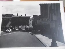 1954 3 Av & E 34 St Theatre TAXI NYC New York City Photo Vintage & Original